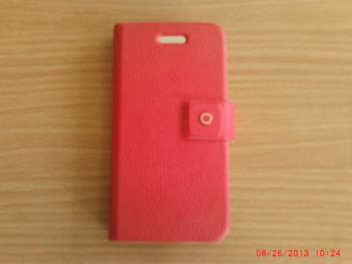 Fenice Diario Case | Apple iPhone 4 / 4S | pink | F01-