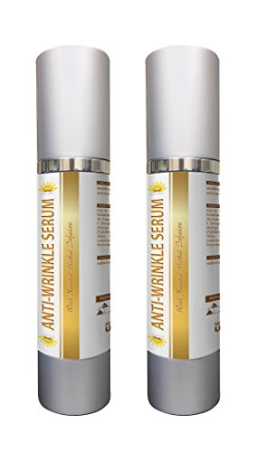 Beauty anti wrinkle complex - ANTI-WRINKLE SERUM - Serum face - 2 Bottles by SKIN CARE SOLUTIONS (Image #8)