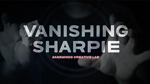 Vanishing Sharpie by SansMinds Creative Lab - DVD by SansMinds Productionz