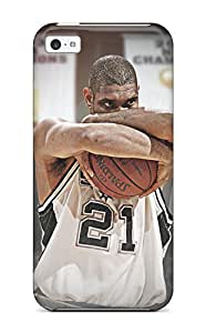 fenglinlin5295544K89383759 AnnaSanders Case Cover For iphone 4/4s - Retailer Packaging Tim Duncan Protective Case