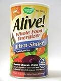 Nature's Way Alive Ultra Shake Vanilla 1.3# ( Multi-Pack)