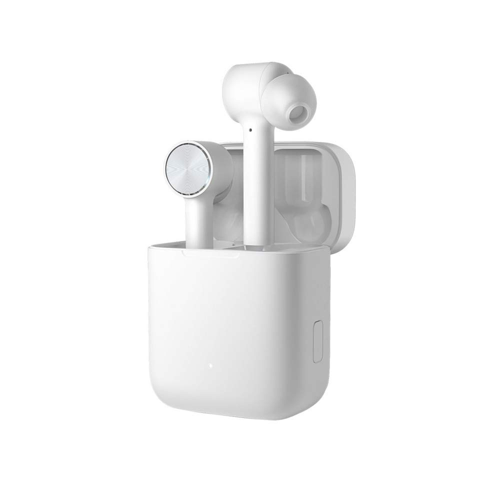 Xiaomi Mi True Wireless Earphones With Bluetooth Touch Control Voice Assistant White Buy Online In Bahrain Xiaomi Products In Bahrain See Prices Reviews And Free Delivery Over Bd 25 000 Desertcart