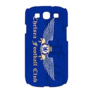 Fa Premier League Chelsea FC Phone Case Blue Special Skin Back Fc Novel Print Pattern 3D Customized Style Case for Samsung Galaxy S3 I9300