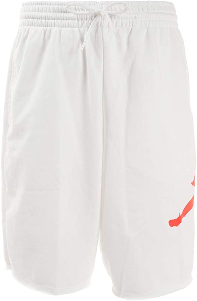Jordan Mens Jumpman Logo Fleece Shorts Aq3115-102