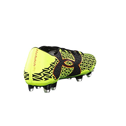 Chfit Yellow Chaussures Homme nbsp;fg High rocket Armour black Clut Jaune Football De vis 2 Pour Red Force 0 Under qEZPYP0