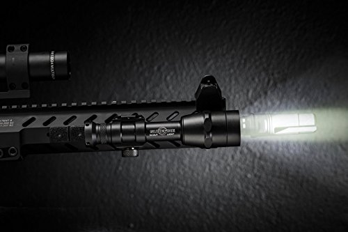 SureFire M600IB Scout Light with IntelliBeam Technology, Includes Z68 click-type tailcap pushbutton switch by SureFire (Image #4)