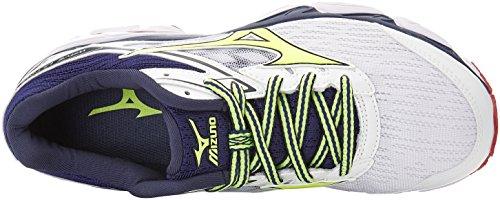 blueprint Yellow safety Wave 9 Da Uomo Running Mizuno Biancowhite Scarpe Ultima N80vPyOnmw