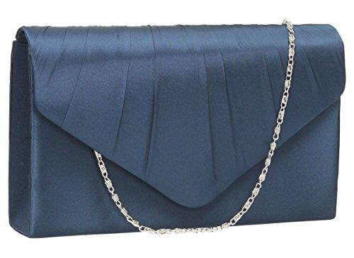 Pour Bleu Pochette Marine Femme Swankyswans qCSwZzO