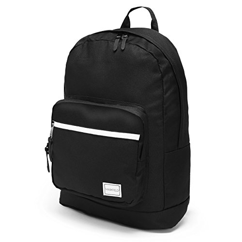 Hard Wearing Black Backpack Rucksack Lifetime Guarantee ...
