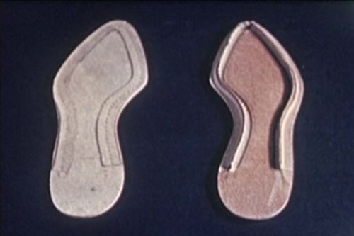 Vintage Shoemaker & Shoe Salesman Films DVD: Classic Cobbler, Cordwainer, Leather Shoes & Shoe Store Clerk History Pictures Films by Coronet Instructional Films