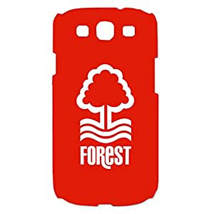 Nottingham Forest Football Club Series 3D Hard Plastic Case Cover For Samsung Galaxy S3