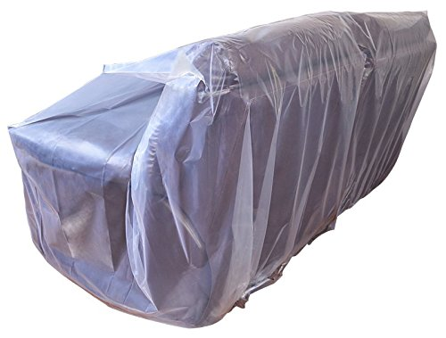 Furniture cover plastic bag for moving protection and long term storage sofa patio furniture Furniture plastic cover