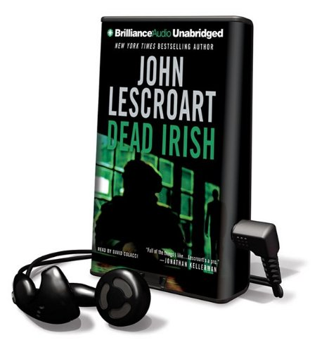 Irish Earbuds Playaway Adult Fiction product image