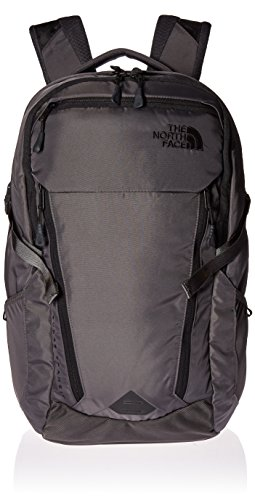 North Face Surge Transit Backpack - Graphite Grey/TNF Black