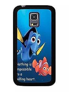 BESTER Best Finding Nemo Custom Samsung Galaxy S5 Mini SM-G800 Case