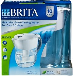 (Package Of 6) Brita OB36 Grand Water Filter Pitcher 42556 by Brita