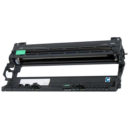 1 Inktoneram Replacement DRUM UNIT for Brother DR-210CL Cyan replacement for Brother DR210 Cyan Drum MFC-9010CN MFC-9120CN MFC-9320CW HL-3040CN HL-3070CW Cyan Drum Unit Cartridge