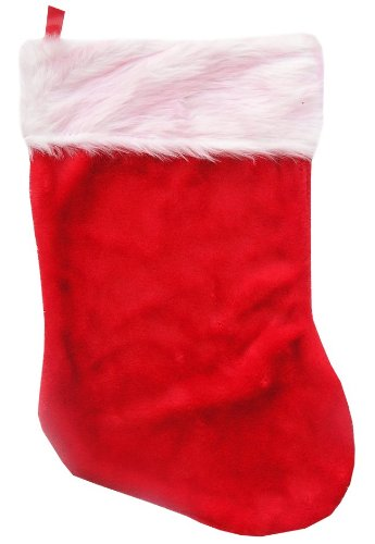 Large Christmas Stockings Pack Of 5