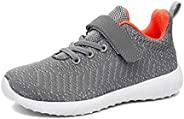BLITYA Little Kids Tennis Running Shoes - Breathable Lightweight Athletic Walking Shoes Fashion Sneakers for B