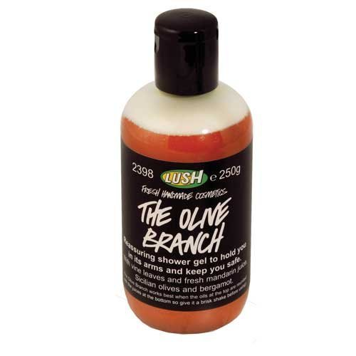 The Olive Branch Shower Gel by LUSH by LUSH Cosmetics (Shower Olive)