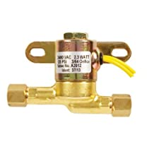 Gems Sensors A2012-S150 Humidifier Fill Valve, 24 V, 60 Hz AC, 125 PSI