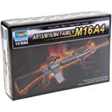Trumpeter AR15/M16/M4 Family M16A4 Model Kit