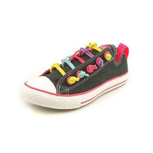 Converse Girls Chuck Taylor® All Star Loop-2-nodo Slip 63250 Nero / Multi