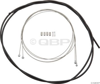 Shimano Brake Cable and Housing Set (Universal) (Bicycle Shift Cable Shimano compare prices)