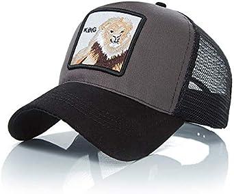 Ss - Gorra de béisbol - para hombre Dog Talla única: Amazon.es ...