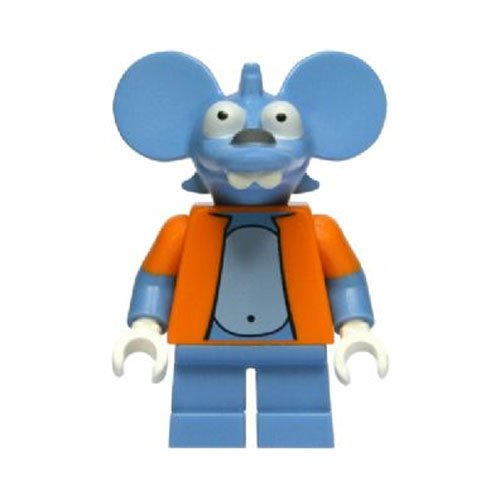 LEGO Minifigure - The Simpsons - ITCHY