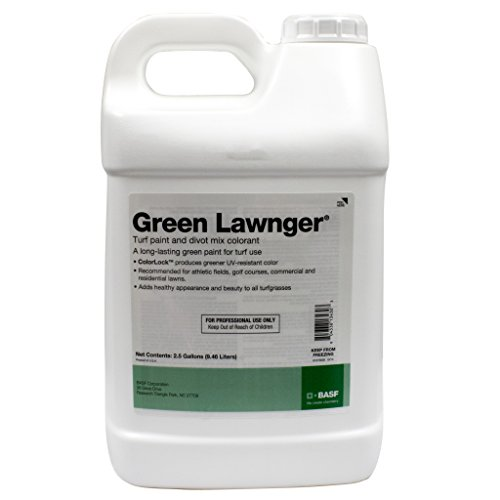 Green Lawnger Turf paint restors natural green color to dormant turf 6666052