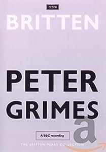 BENJAMIN BRITTEN - PETER GRIMES - DVD