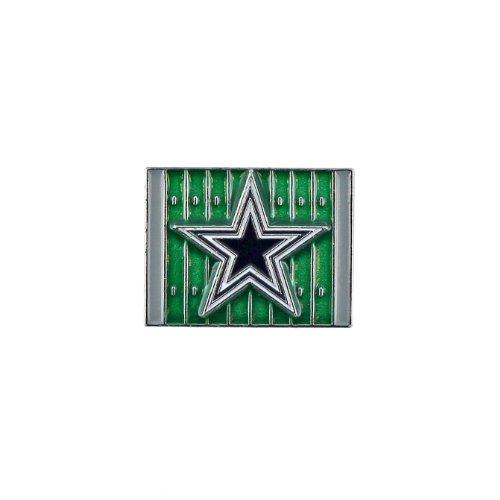 Dallas Cowboys Lapel Pins (NFL Dallas Cowboys Yardage Pin)