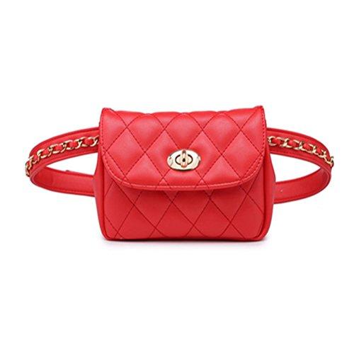 Tanny e Red Small per Borsa ragazze tracolla Sweet donne Ttd Fashion Fashion a q0Z1vt