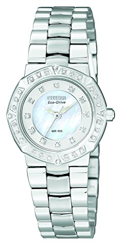 Citizen EP5830 56D Eco Drive Diamond Accented