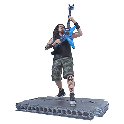 From The VAULT at KnuckleBonz: #0035 Pantera Rock Iconz Dimebag Darrell Statue