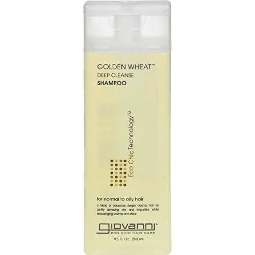 Giovanni Hair Care Products Shamp Gold Wht Norm/Oil 8.5 Fz