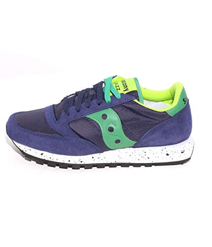e Nylon 10 in Jazz Saucony Camoscio Sneakers 7IR6q6