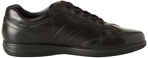 IGI&Co Herren 8668000 Brogue-Schuhe Nero (Vitello Alfa)