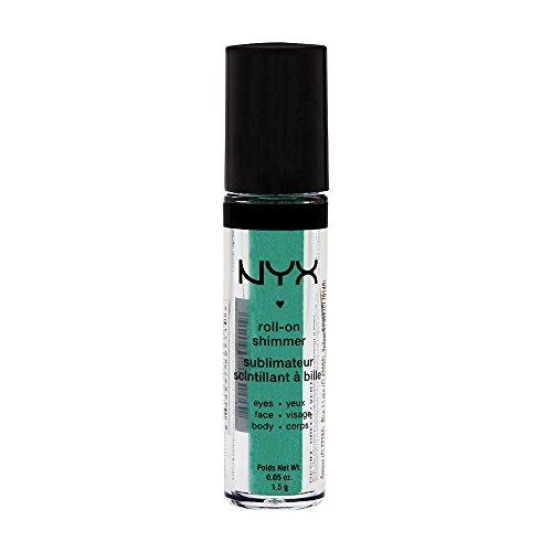 NYX Roll On Eye Shimmer - Green - RES01 (Roll Shimmer)