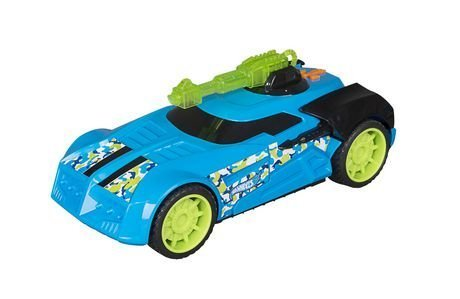Hot Wheels Turbo Turret Master Blaster with Light & Sound Effects (Hot Wheels Light)