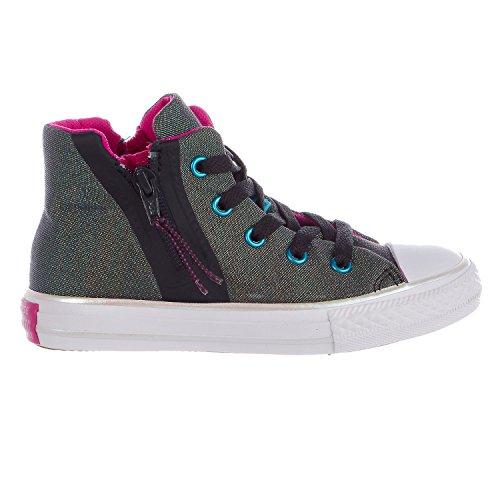 Converse Kids All Star Sport Zip Hi Sneakers