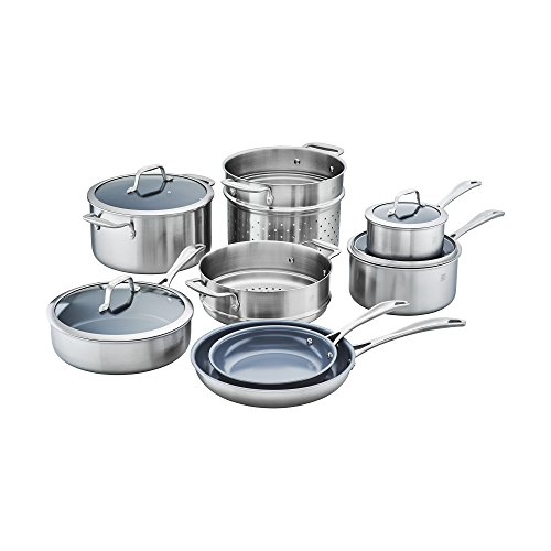 3 ply cookware set - 3