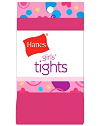 Hanes Girls Tights Beetroot (71021) -BEETROOT -S