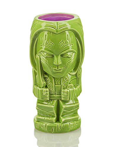 Guardians of the Galaxy Geeki Tikis – 14 oz Ceramic Tiki Mug – Gamora