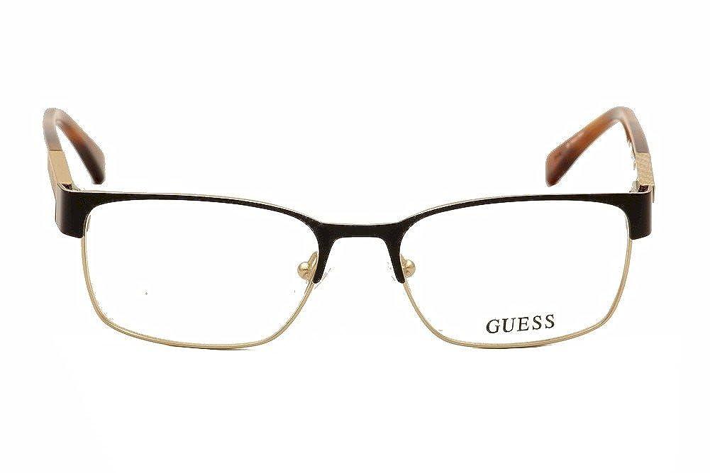 GUESS Eyeglasses GU 1736 Black 53MM