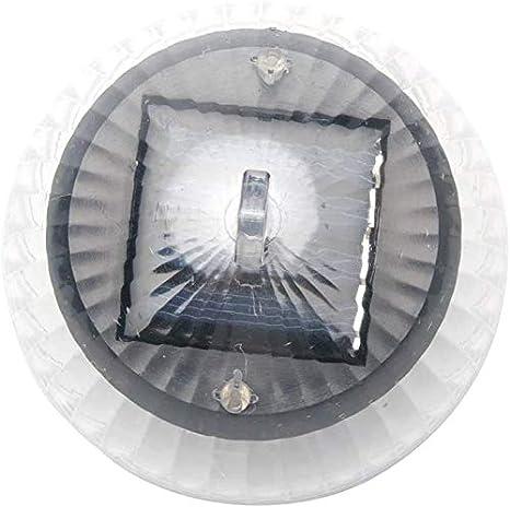 C/álido Amarillo Free Size Centeraly Solar Flotante Estanque Luz USA Energ/ía Solar 7 Cambia de Color Impermeable Flotante L/ámpara para Piscina Jard/ín Yarda Backyard Estanque Decoraciones