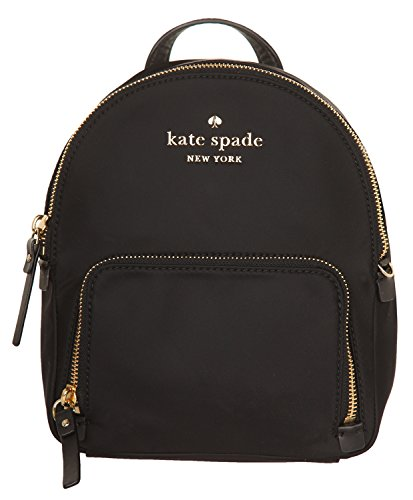 Kate Spade New York Women's Watson Lane Small Hartley Backpack, Black, One Size (Kate Spade Baby Backpack)