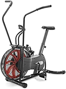 Marcy Fan Exercise Bike with Air Resistance System