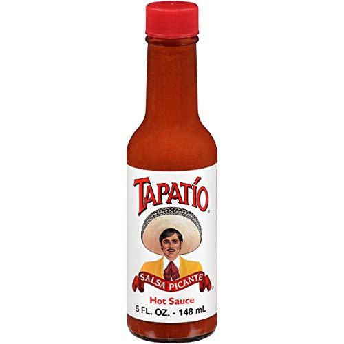 Sauce Salsa Hot Picante - Tapatio Hot Sauce, Salsa Picante, 5 oz (Case of 24)